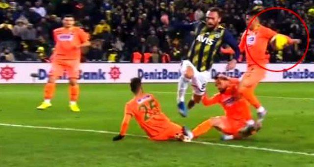 Fenerbahçeli taraftarlardan penaltı tepkisi