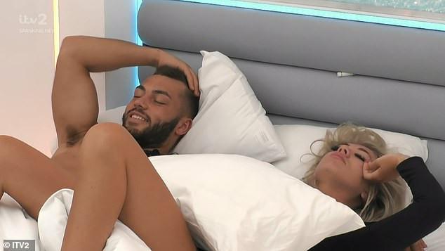 Aşk Adası programında iki yarışmacı cinsel ilişkiye girdi
